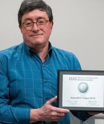 Physicist Kenneth Singer Receives Faculty Distinguished Research ...