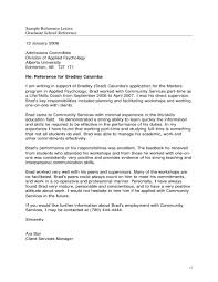 Writing A Recommendation Letter For A Student 10 Business Reference Letter Examples Pdf Examples