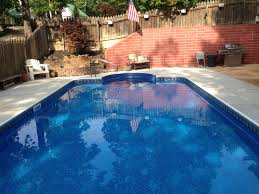 Hydra Pools Auto Cover for a 16x32 Rectangle pool