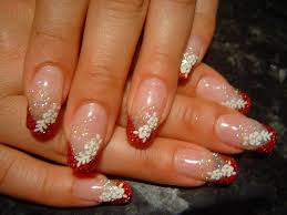 Fabulous Designs Of Nail Art For Indian Brides - Fashion & Trend