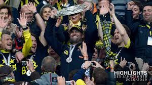 Borussia dortmund ohne klopp ist kein borussia dortmund !♡. Bundesliga Als Der Bvb Unter Jurgen Klopp Zu Zwei Titeln Sturmte