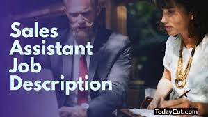 Sales Assistant Job Description Sample Duties Salary