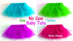maxresdefault or baby tulle skirt diy