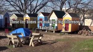 Small Picture Building Tiny Homeless Houses Nashille TN YouTube