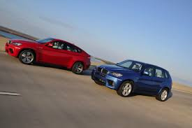 Coupe Series bmw x5 vs range rover sport : BMW X5M and BMW X6M: X & M Get Together To Conquer All