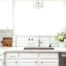 half wall countertop half wall kitchen design ideas white granite kitchen with white subway tile kitchen half wall countertop