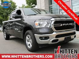 Pre-Owned 2019 Ram 1500 Big Horn/Lone Star 4D Crew Cab in Richmond ...