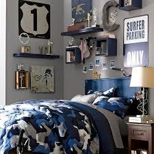 Kids Bedroom Street Theme Blue And Grey Bedroom boys bedroom ideas
