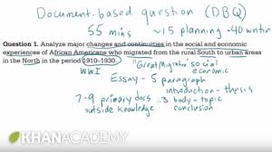 Resume CV Cover Letter       ap us history free         ap us     Khan Academy ssat essay examples resume cv cover letter  ap us history dbq