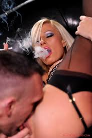 Busty pornstar smoking Pichunter Online porn video at mobile