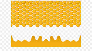 Beehive Pattern Beauteous Beehive Honeycomb Bee Pattern Png Download 4848 Free