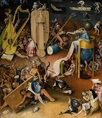 bosch the garden of earthly delights. The Garden Of Earthly Delights A Fascinating World Hieronymus Hell Bosch