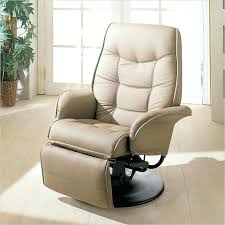 comely small recliner armchairs set of modern swivel chairs with regard to plan and ottoman modern swivel