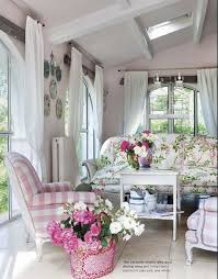 vintage style shabby chic office design. Shabby Chic Sitting Room Ideas Natural Brown Finish Wooden Wall Collection Of Solutions Country Living Vintage Style Office Design