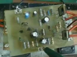assembled omega amplifier 1200w