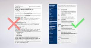 Resume Graphic Design Graphic Design Resume Sample Guide [24 Examples] 1