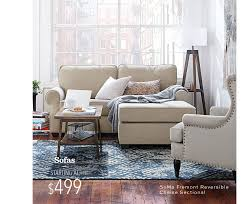 Apartment Website Design Adorable Furniture For Apartments Small Spaces Pottery Barn Pottery Barn