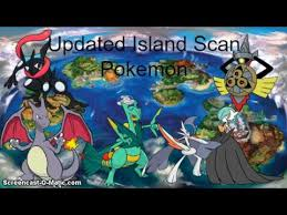 Updated Island Scan Guide For Pokemon Ultra Sun And Pokemon Ultra Moon Recommended Shinies