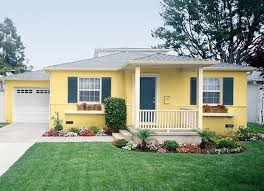 Small Picture Best 25 Yellow house exterior ideas on Pinterest Yellow houses
