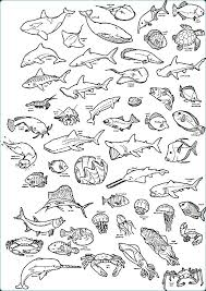 Coloring Pages Ocean Coloring Pages Sea Animals Printable Printable