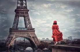hd wallpaper girl mood france paris