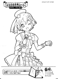 Pripara Coloring Pages Google Search