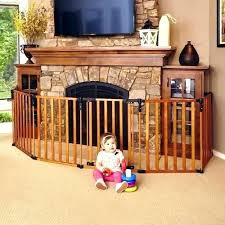 baby fireplace gates fireplace gates for babies baby gates for living room awesome fireplace gate for