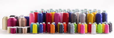 Industrial Embroidery Threads