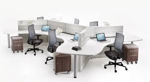 contemporary cubicle desk home desk design. Cubicle Systems Officeure Vancouver Parts Modular Home Office Contemporary Desk Design