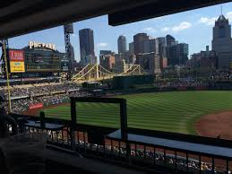 Pnc Park Seating Chart Luxury Suites Breakdown Of The Pnc Park Seating Chart From This Seat