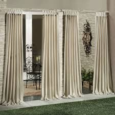 outdoor waterproof curtains patio curtain panels weatherproof for porch 7 fc 44 d 2 d b simple