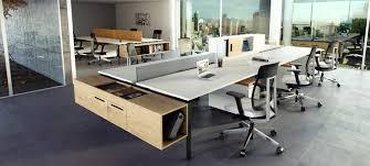 office desk solutions. Fine Desk Inscape Office Desk Solutions  Bench Series For