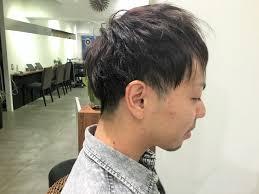 メンズカット後頭部の刈り上げ方の違いイメージに近づける