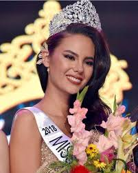 Miss Universe 2018 Crown Design Catriona Gray