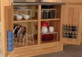 Amazon.com - Grayline 457101, 6 Piece Cabinet organizer Set, White - Kitchen  Storage And Organization Product Sets