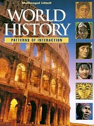 World History Textbook Patterns Of Interaction