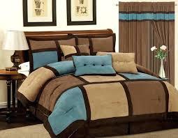 teal color bedding image of brown comforter set king teal blue setore ideas to teal color bedding