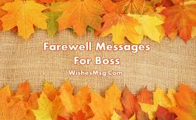 Retirement Speech Example Awesome Farewell Message For Boss Goodbye Quotes Wishes WishesMsg