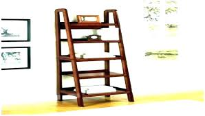full size of ladder shelf espresso leaning bookcase shelves bookshelf stunning white nz narrow bathroom furniture