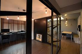 Kitchen Partition Wall Designs Small Space Big Solution Wrecking Wall