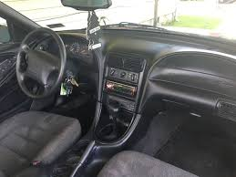ford mustang convertible interior. picture of 1998 ford mustang convertible interior gallery_worthy s
