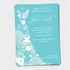 Kitchen Tea Invites Free Bridal Shower Invitation Templates Hollowwoodmusiccom