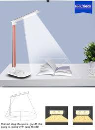 Giảm 27 %】 đèn học cho trẻ em, đèn chống cận, đèn bàn, Đèn học LED chống  cận Panasonic HHLT0608 - 3 chế độ ánh sáng