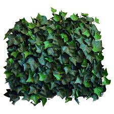 greensmart decor artificial greenery ivy wall panels set of 4 com