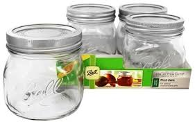 ball 16 oz mason jars. ball - wide mouth 16 oz. pint mason jars elite collection design series 4 oz