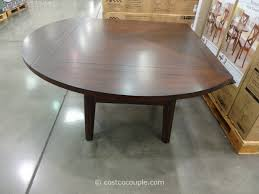 amazing ideas round drop leaf dining table 11