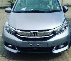 new car launches honda mobilio2017 Honda Mobilio spied at a dealer stockyard  Indonesia