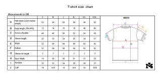 M4 Chart Size Chart 2 M4 By Yadi