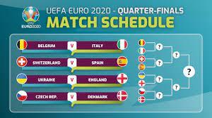 MATCH SCHEDULE: UEFA EURO 2020 (2021 ...
