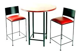 Tall bar table Square Marble Unitedcreativeco Bar Table And Stool Set Tall Sets Pub Chairs Bistro Unitedcreativeco